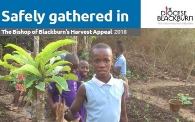 Harvest Appeal 2018 – Bishop Julian of Blackburn Diocese