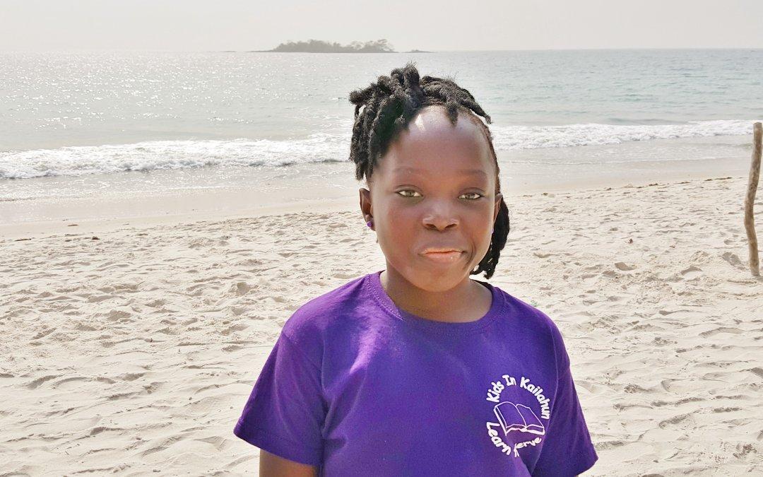 Amie Kamara treament successful for now