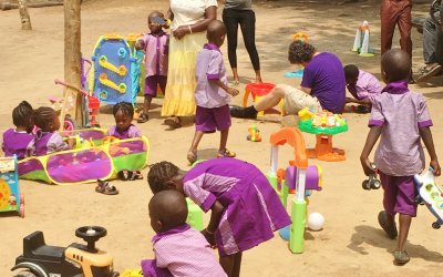 Childrens' Toys well received