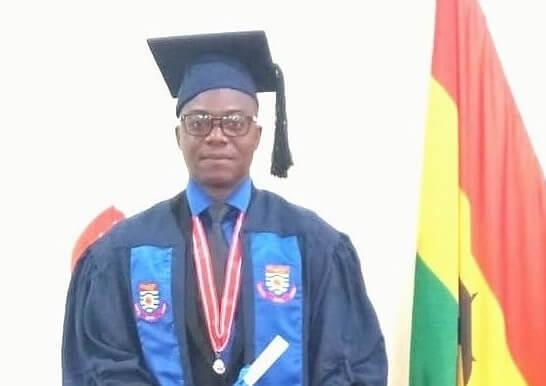 Winston Graduation