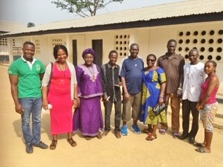KIK Trustees in Sierra Leone